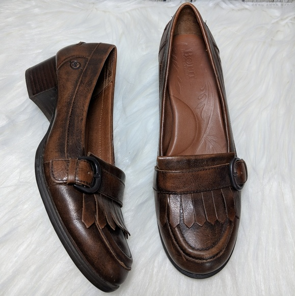 a28fbb15b Born Shoes | Leather Loafers 9 | Poshmark